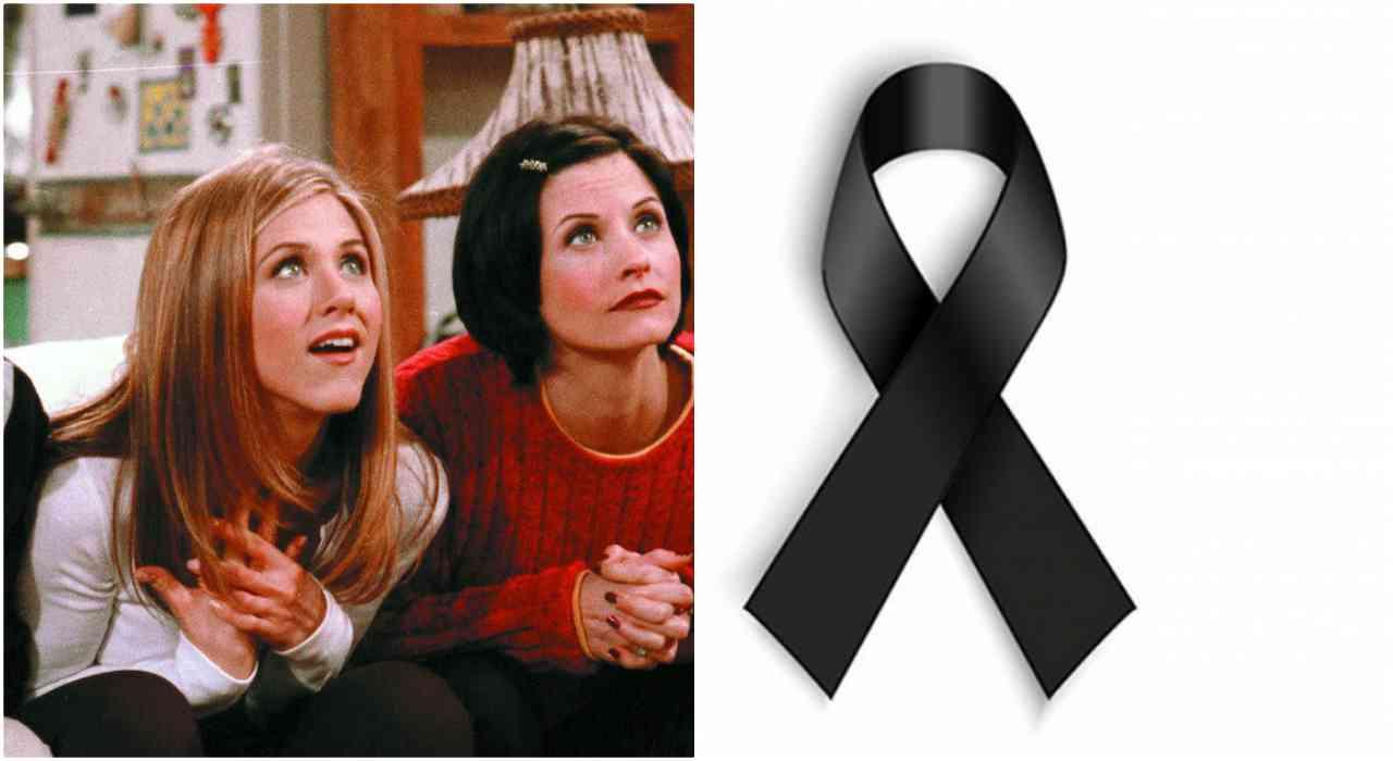 Friends, la serie in lutto
