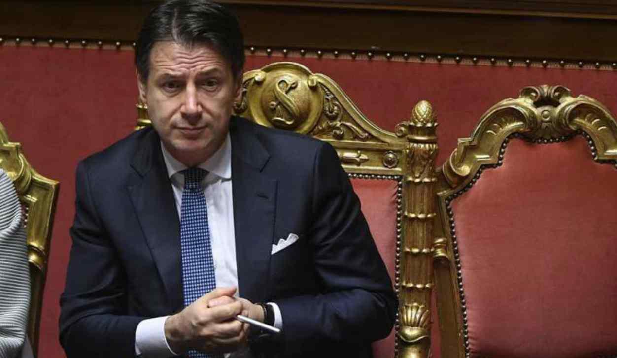 """Governo, Giuseppe Conte: """"Andiamo avanti. Salvini? Il suo consenso sta scemando"""""""