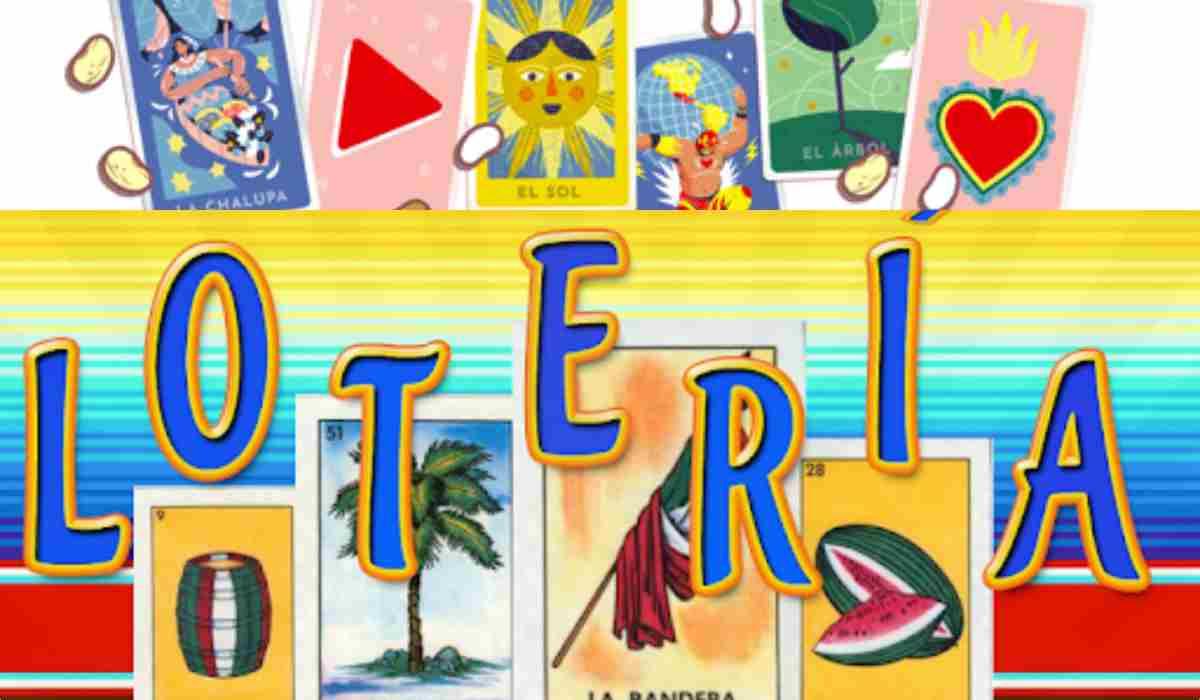 Loterìa Mexicana, il doodle di Google del 9 dicembre per giocare ...