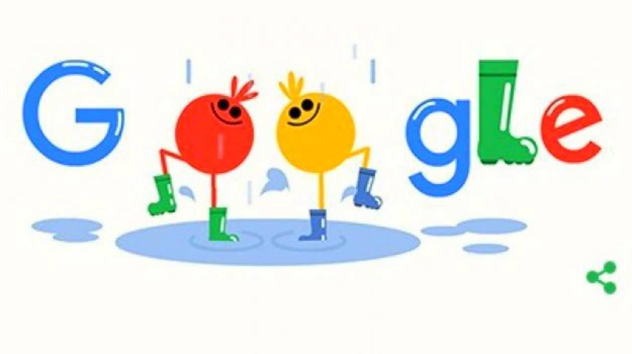 doodle google 5 dicembre