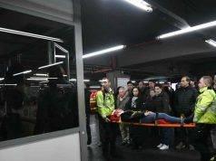 incidente metro milano