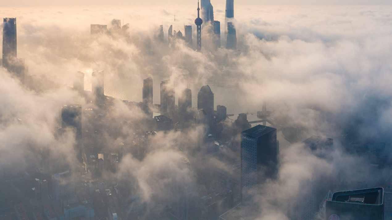 Inquinamento, scoperte antiche nuvole di carbonio: tutto è iniziato da qui!