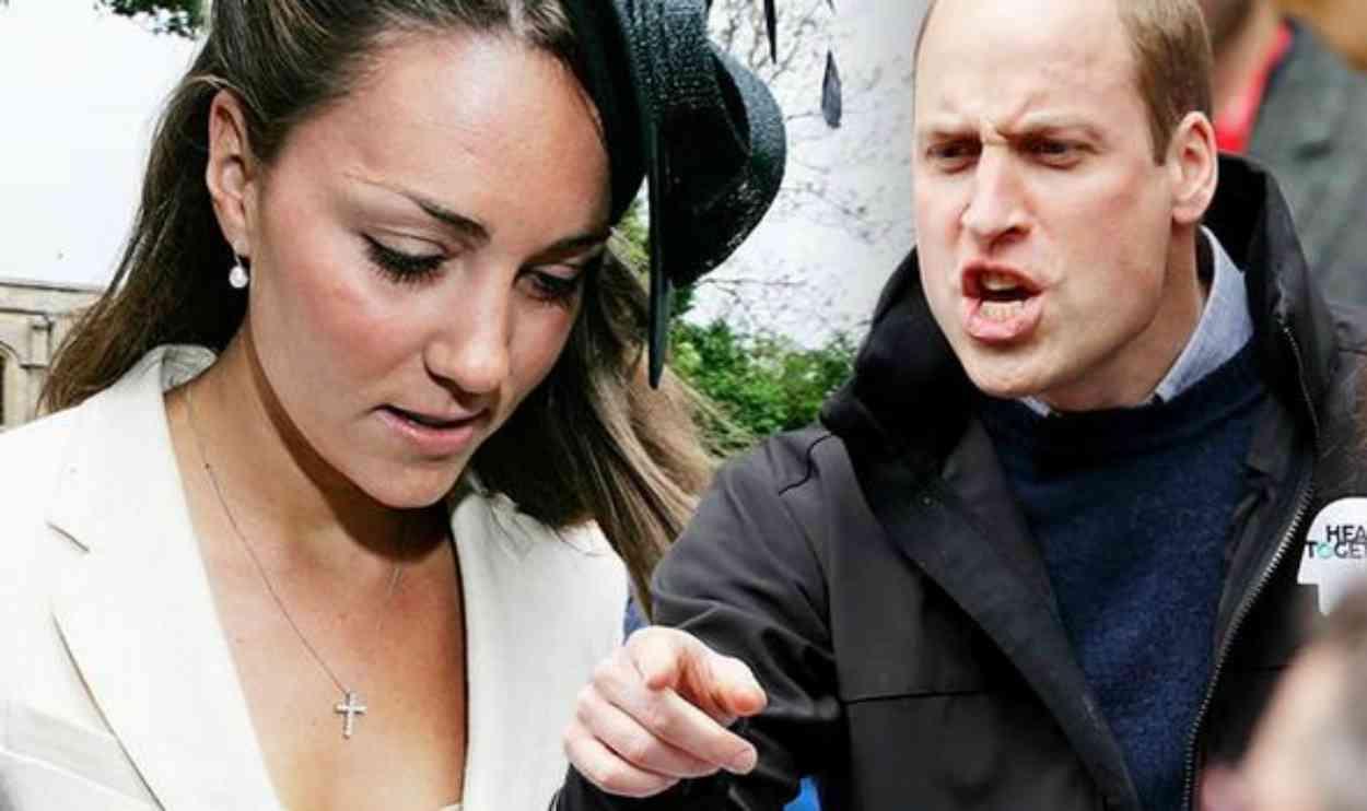 Kate Middleton lo stesso destino di Lady Diana, la verità su un altro uomo