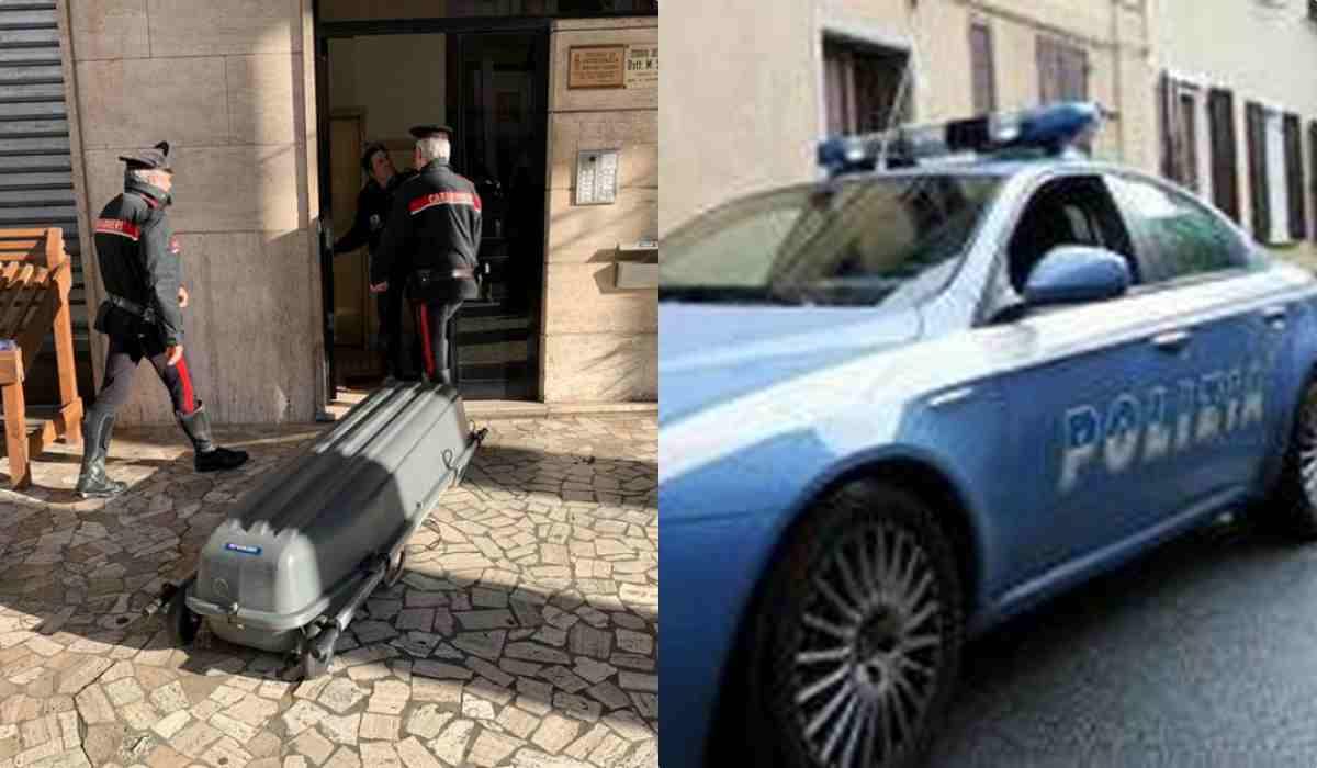 Omicidio suicidio a La Spezia