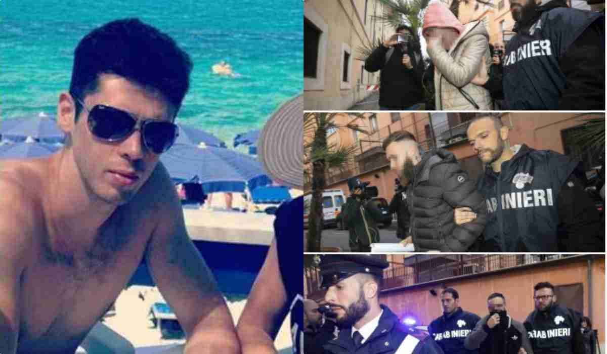 Luca Sacchi: la sequenza dell'omicidio catturata dalle videocamere