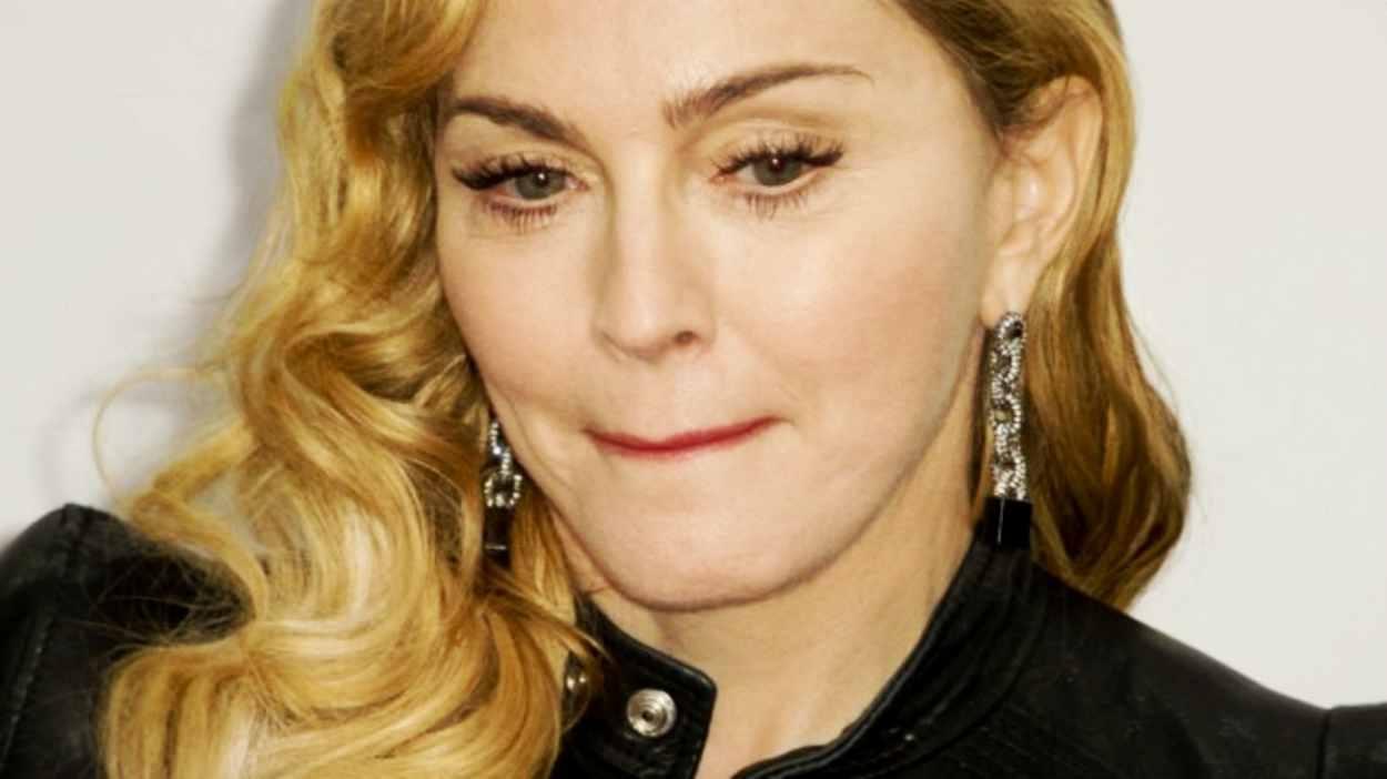 Madonna, la cantante rivela i suoi problemi di salute