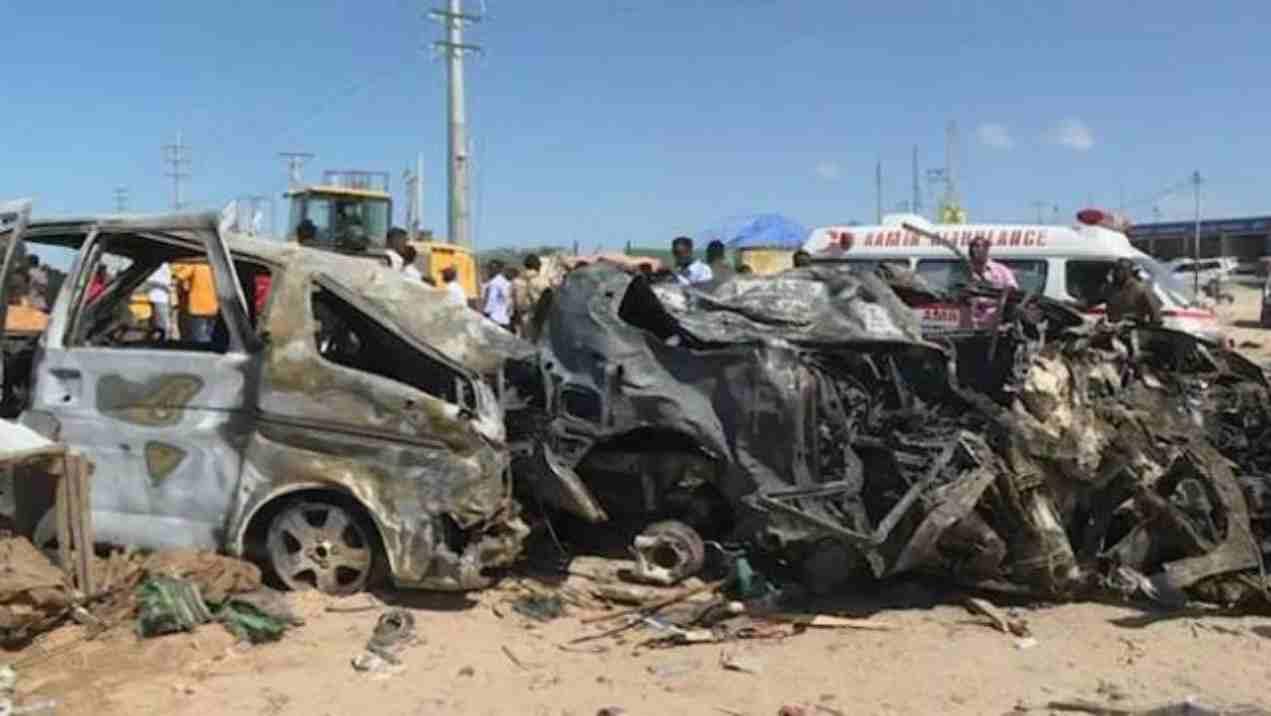 Strage a Mogadiscio