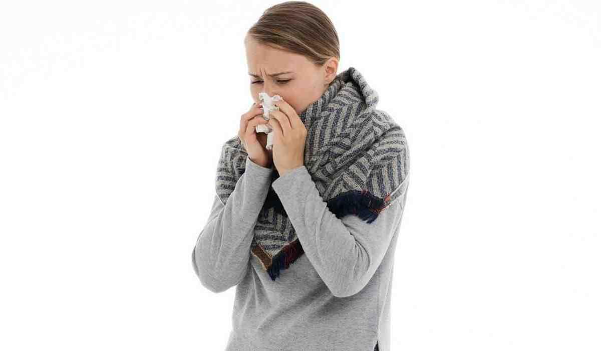 muco e raffreddore