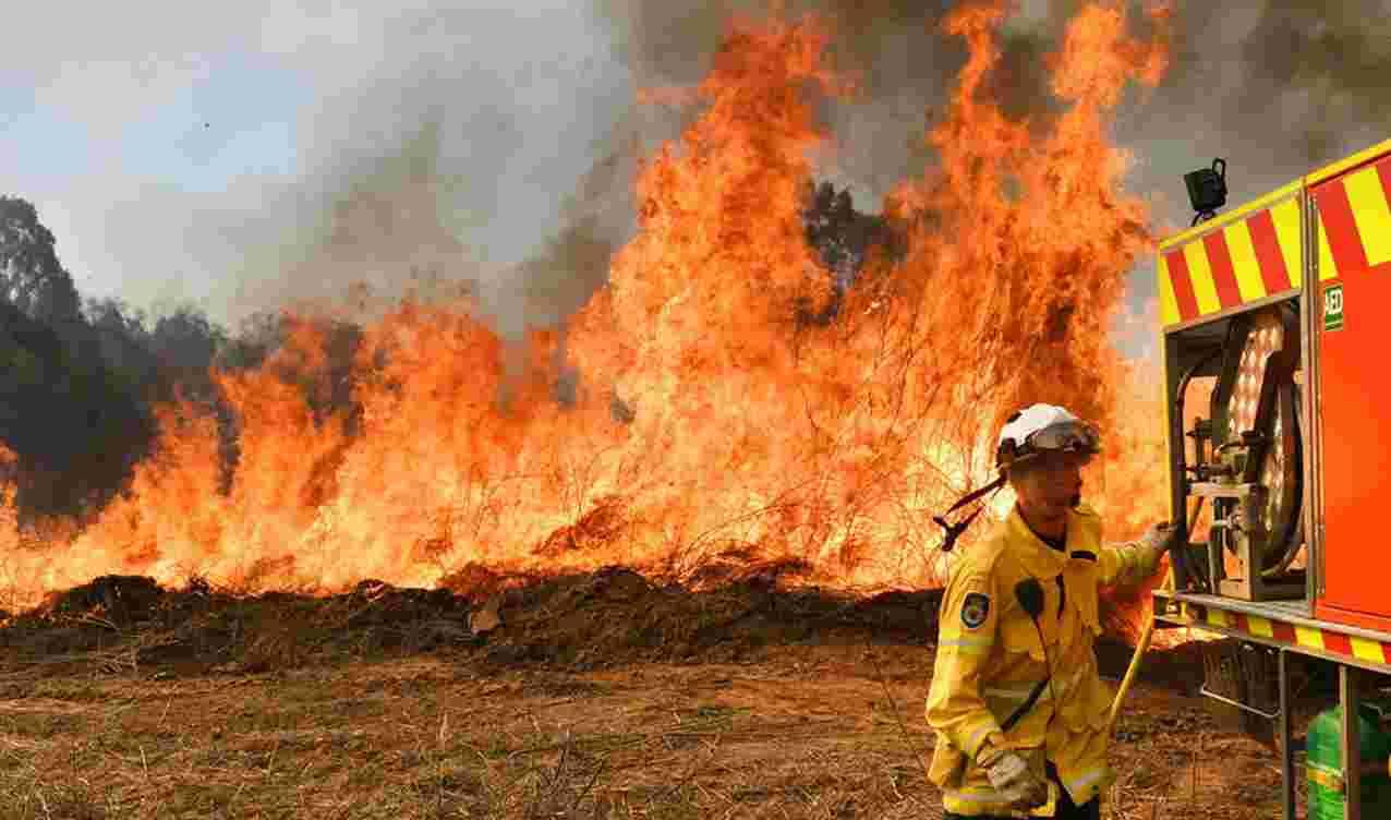 Incendi in Austrialia