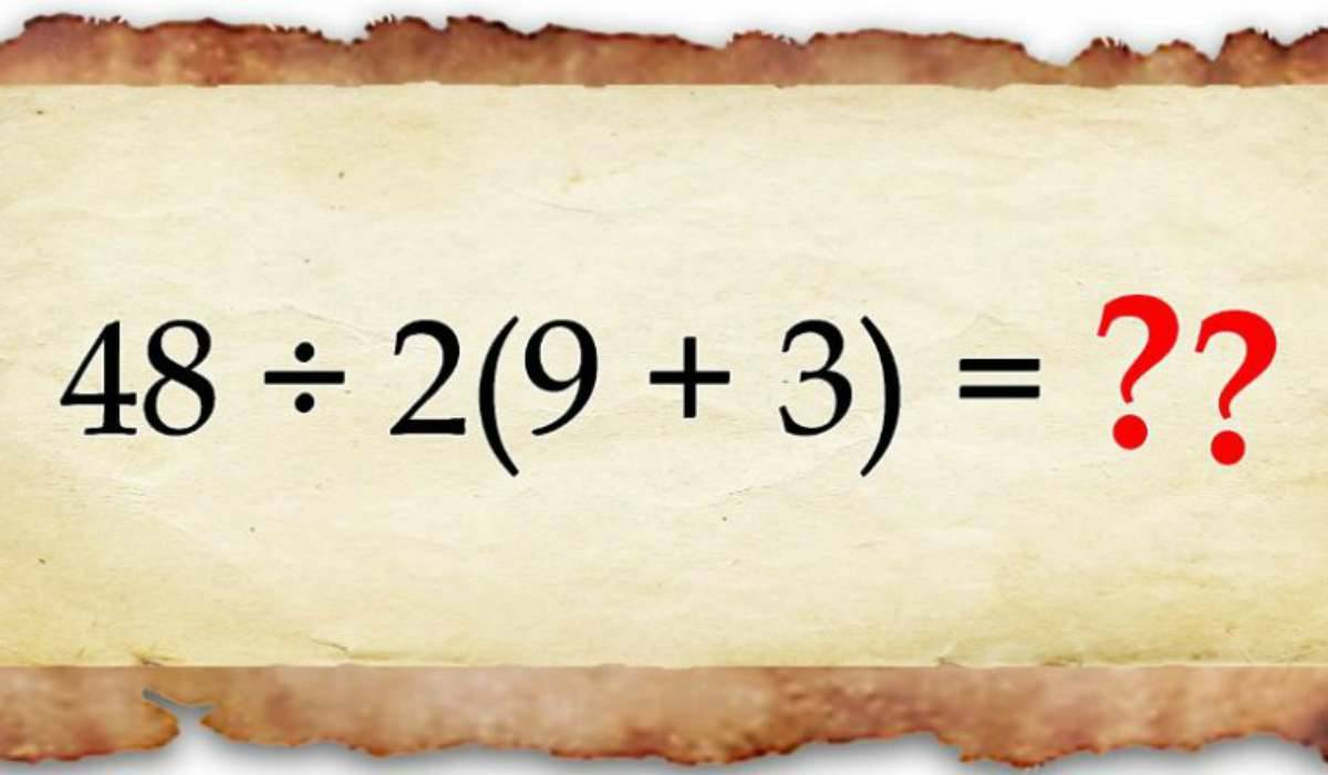 Rompicapo matematico