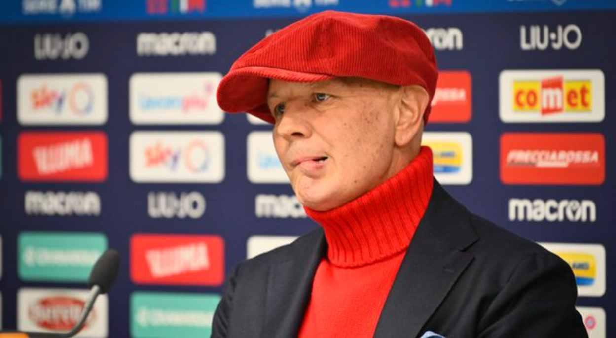 Sinisa Mihajlovic, il doloroso sfogo prima del match Bologna contro Atalanta: 'Non posso farlo'