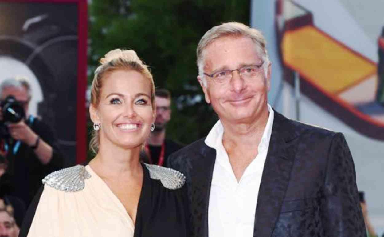 Paolo Bonolis e Sonia Bruganelli, nuovo arrivo in famiglia