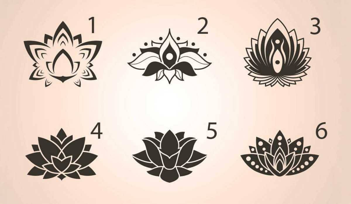 test psicologico fiori di loto