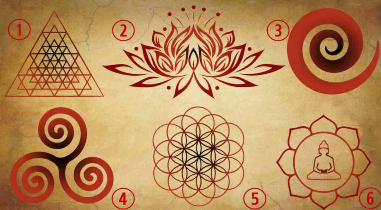test simboli