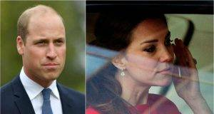 William lascia Kate dopo George