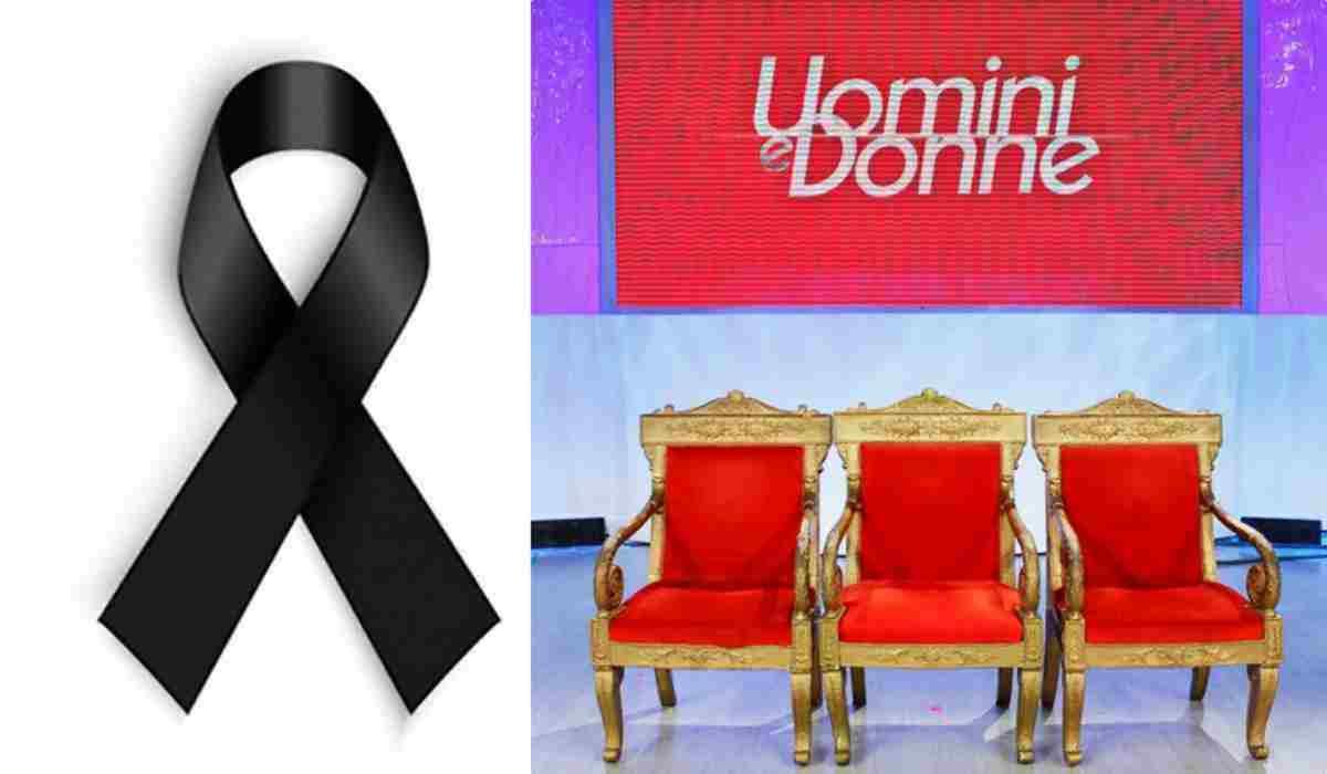 Il dolore dell'ex tronista dopo il grave lutto:
