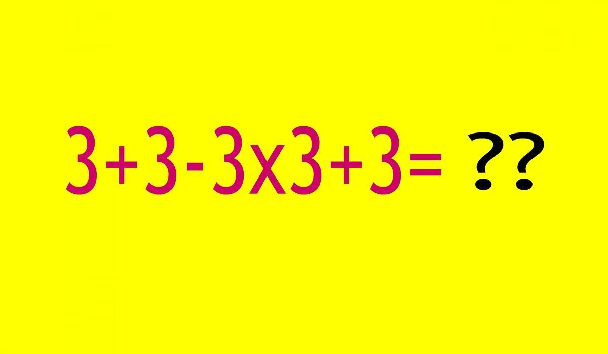 Rompicao matematico del 3