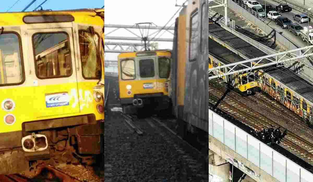 Incidente metro a Napoli