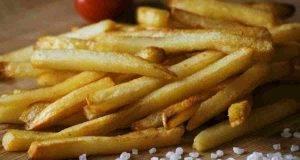 patatine fritte surgelate