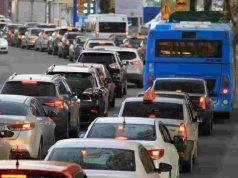 Roma traffico