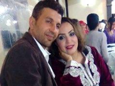 Mohamed Barbri e la moglie Samira El Attar