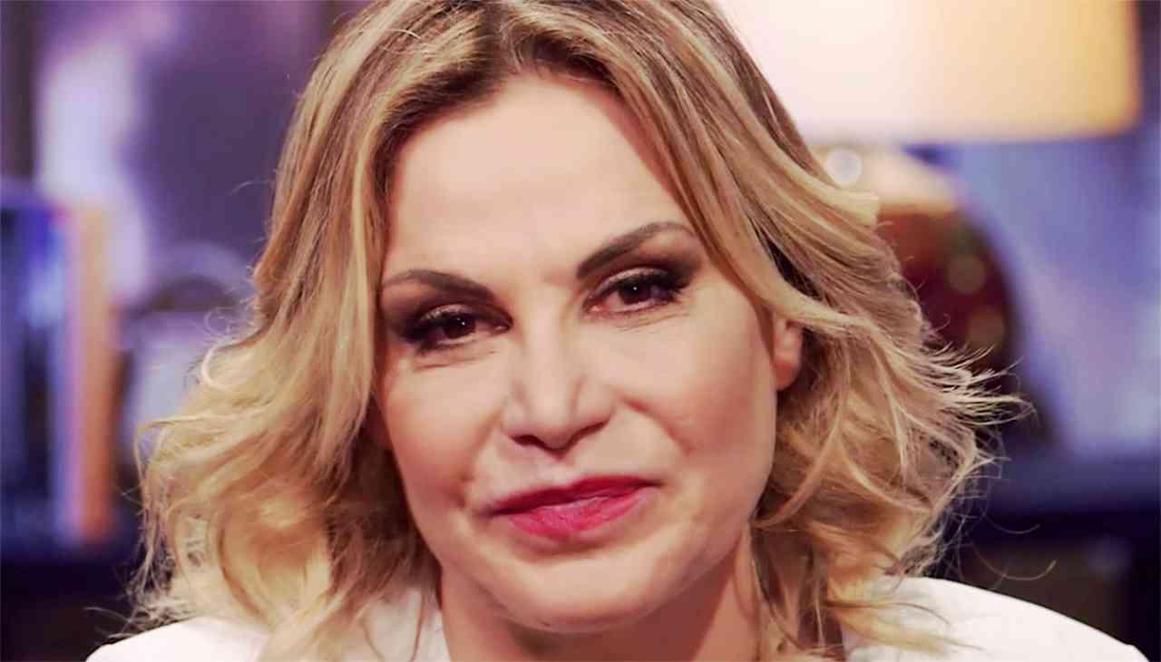 Simona Ventura, il dolore passato