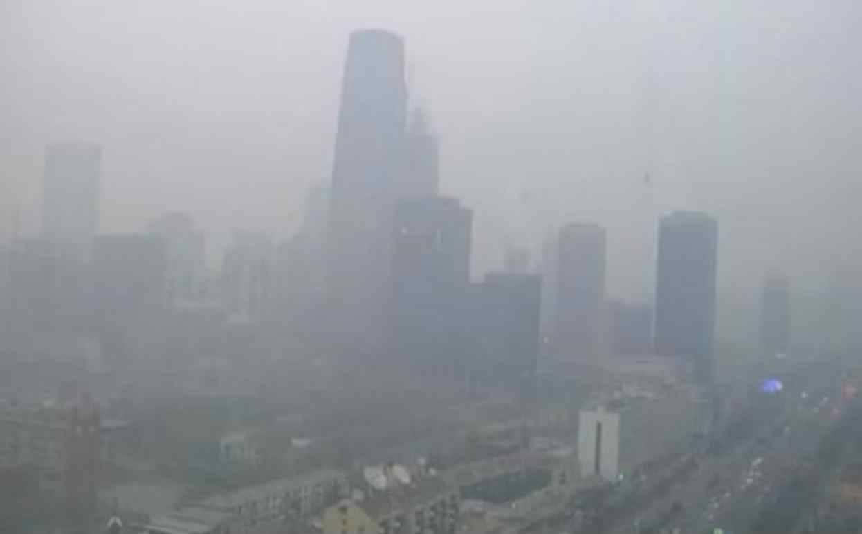 Cina, che cos'è il radar laser che lotta contro l'inquinamento