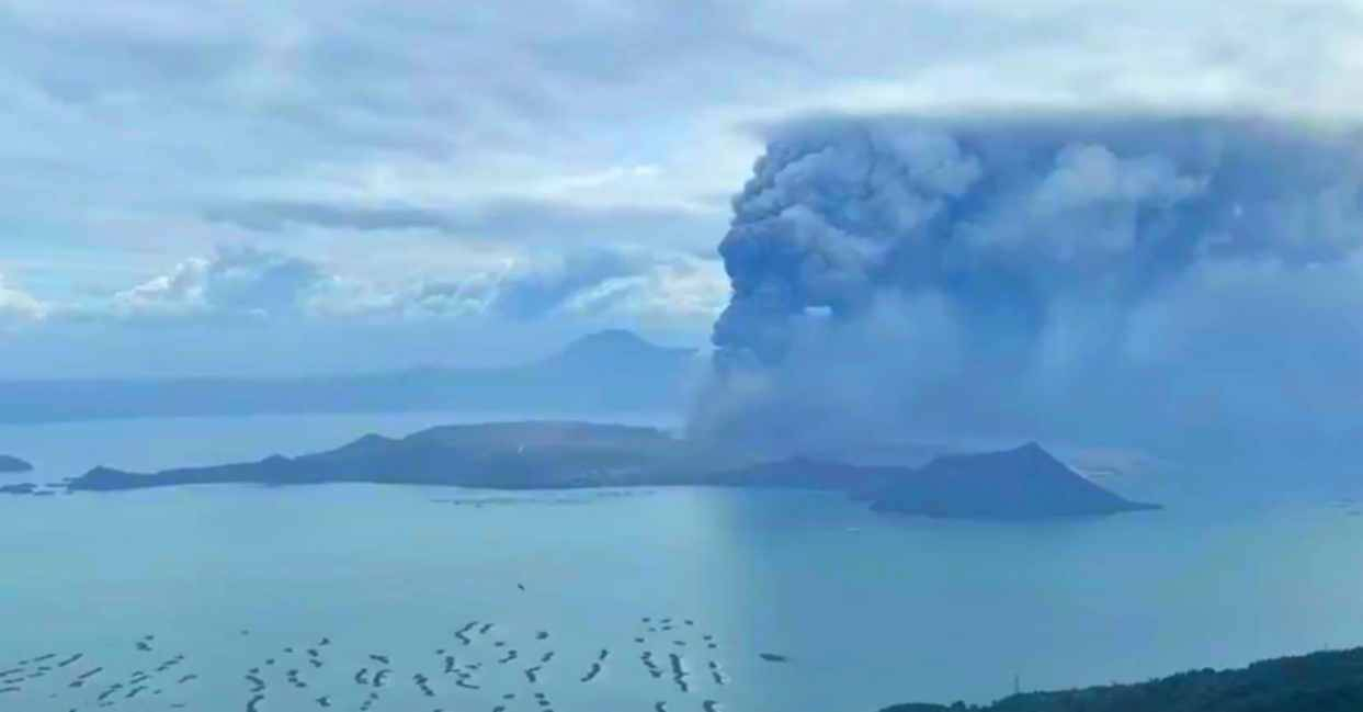 Filippine, cosa accade dopo l'eruzione del vulcano Taal?