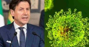 Giuseppe Conte coronavirus