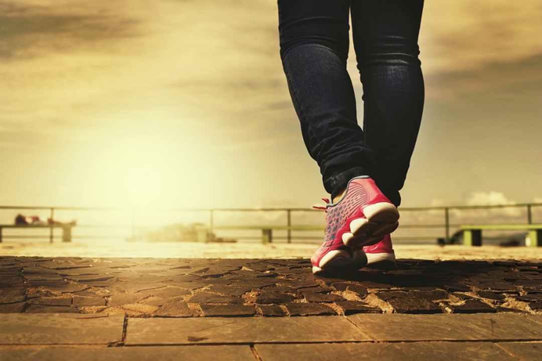 consigli per perdere peso camminando