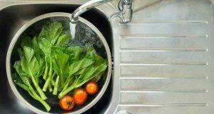 alimenti da lavare