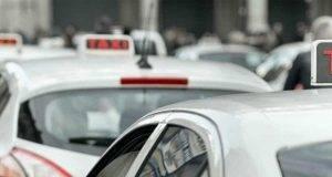 tassista picchiato roma