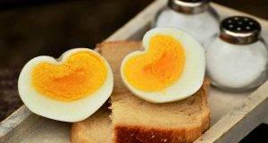 Uova sode troppo cotte: ecco cosa succede