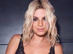 Emma Marrone sensuale sul web