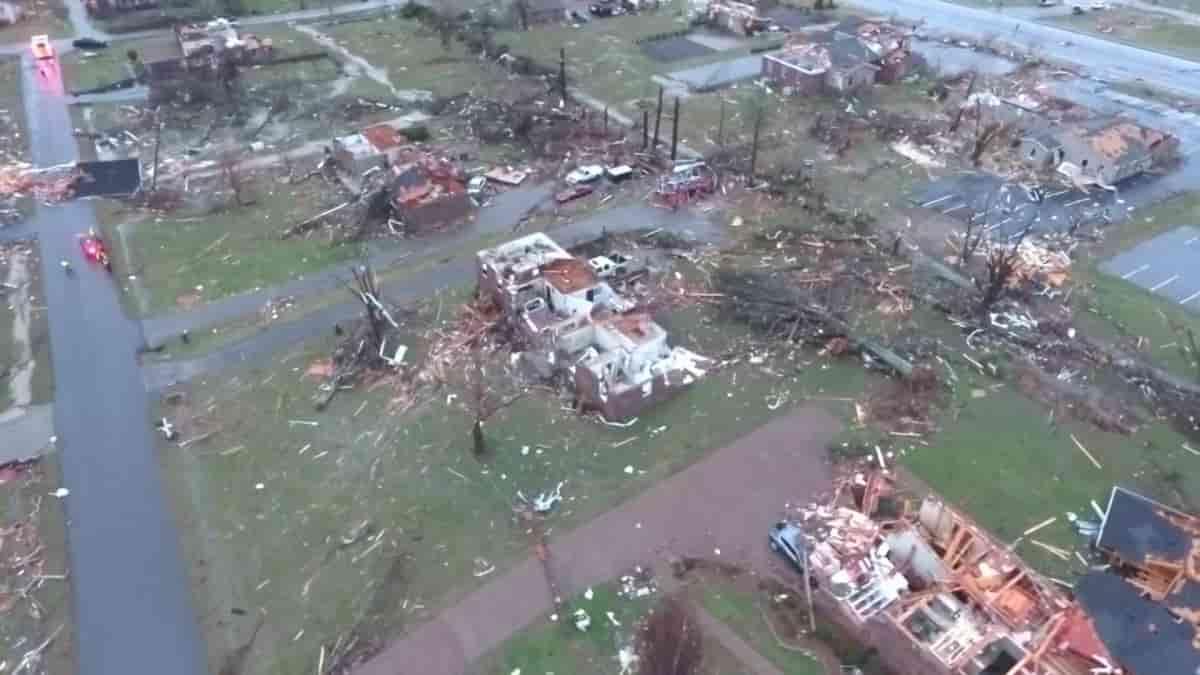 Risultato immagini per uragano tennesse
