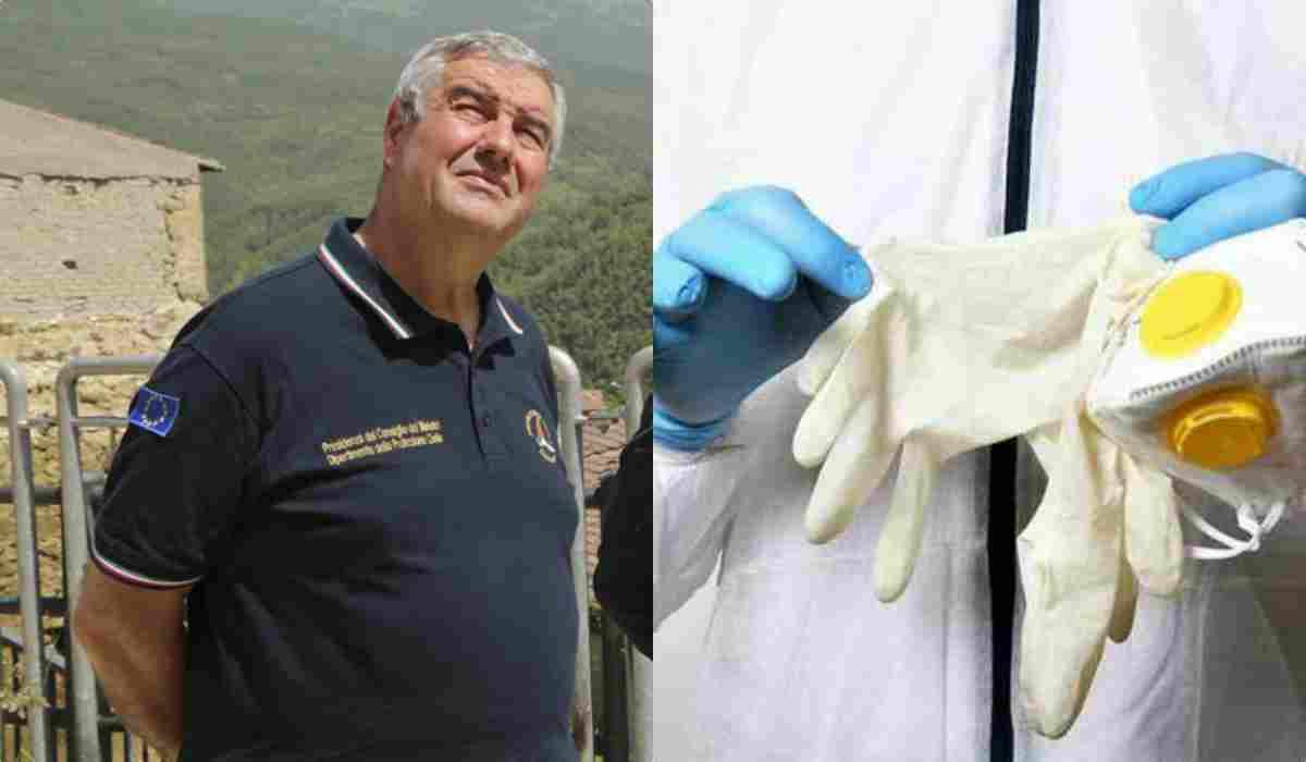Angelo Borrelli, svolto il test per il coronavirus: risultato negativo