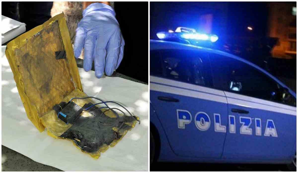 Roma: buste sospette esplosive, la Procura ha aperto un'inchiesta