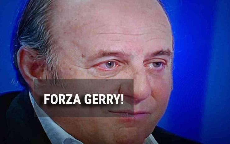 Cecchi Paone su Gerry Scotti: