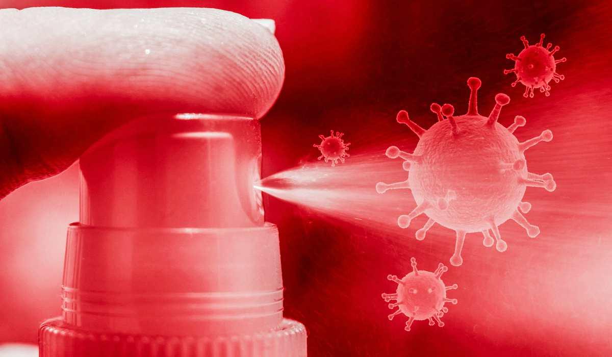 intossicazione da disinfettante