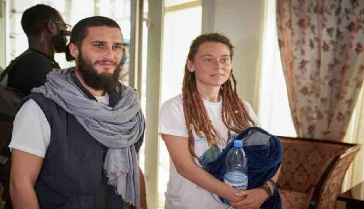 """Luca Tacchetto e Eidith Blais, oggi rientrano in Italia: """"Sono scappati dai loro sequestratori"""""""