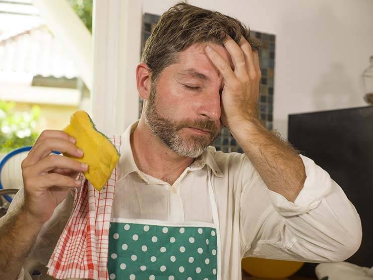 olio da cucina nel lavandino questi i danni
