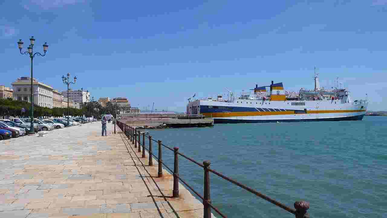 Sicilia, blocco dei collegamenti via mare: lo stop dal Ministero dei Trasporti