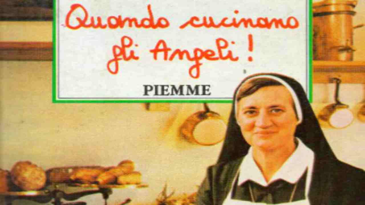 """Suor Germana, addio alla cuoca """"degli angeli"""": """"Ha insegnato a cucinare tutta Italia"""""""