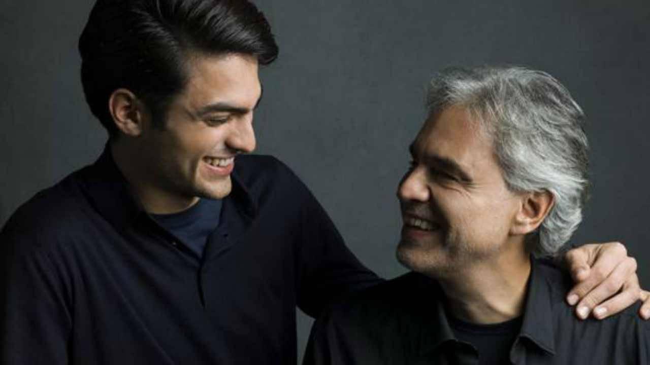 Andrea Bocelli Matteo Bocelli