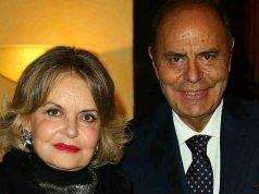 Augusta Iannini moglie Bruno Vespa