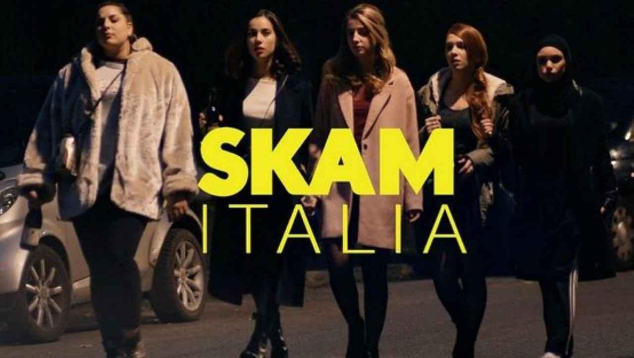 Skam Italia 4 Netflix