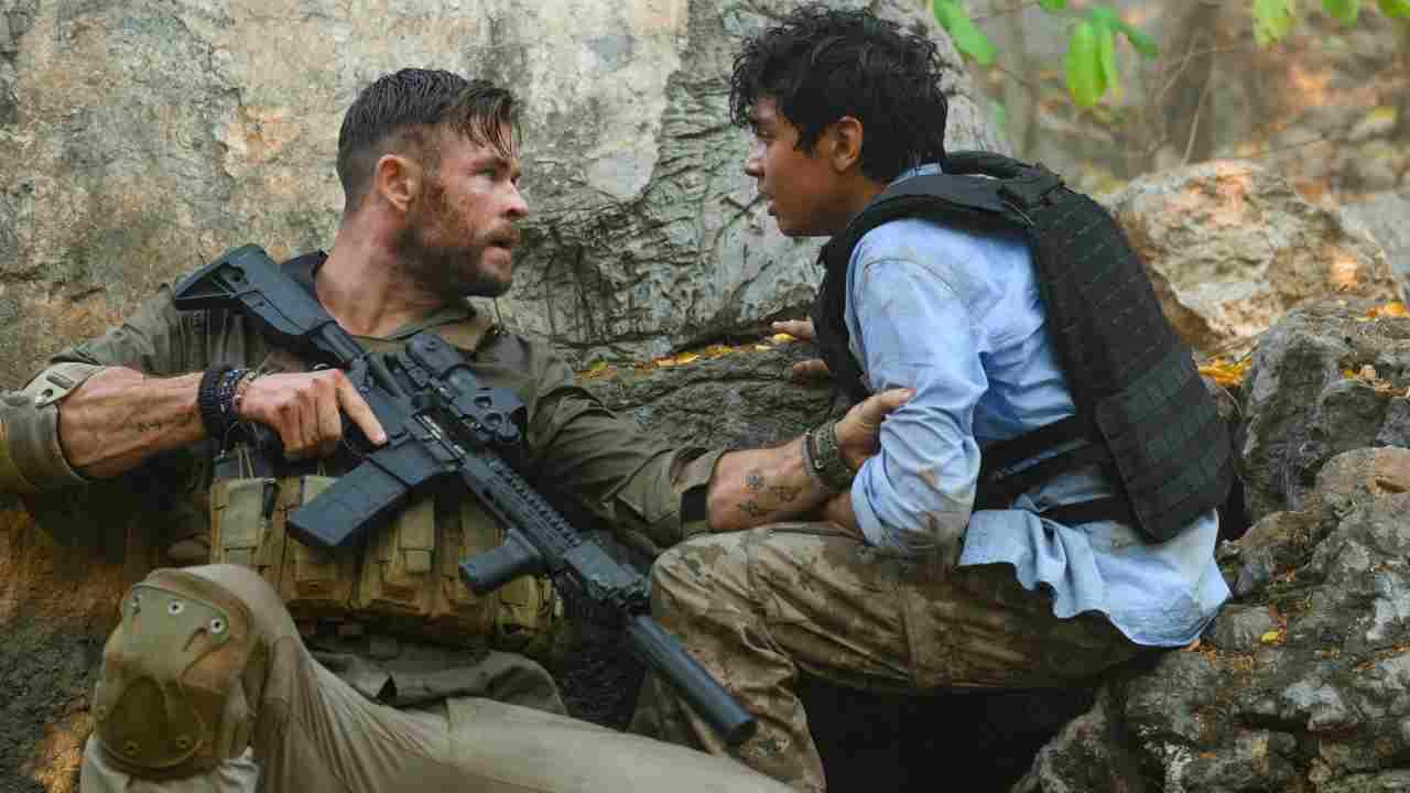 Tyler Rake, il film action di Netflix: trama, attori e curiosità