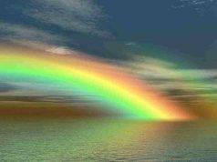 arcobaleno orizzontale