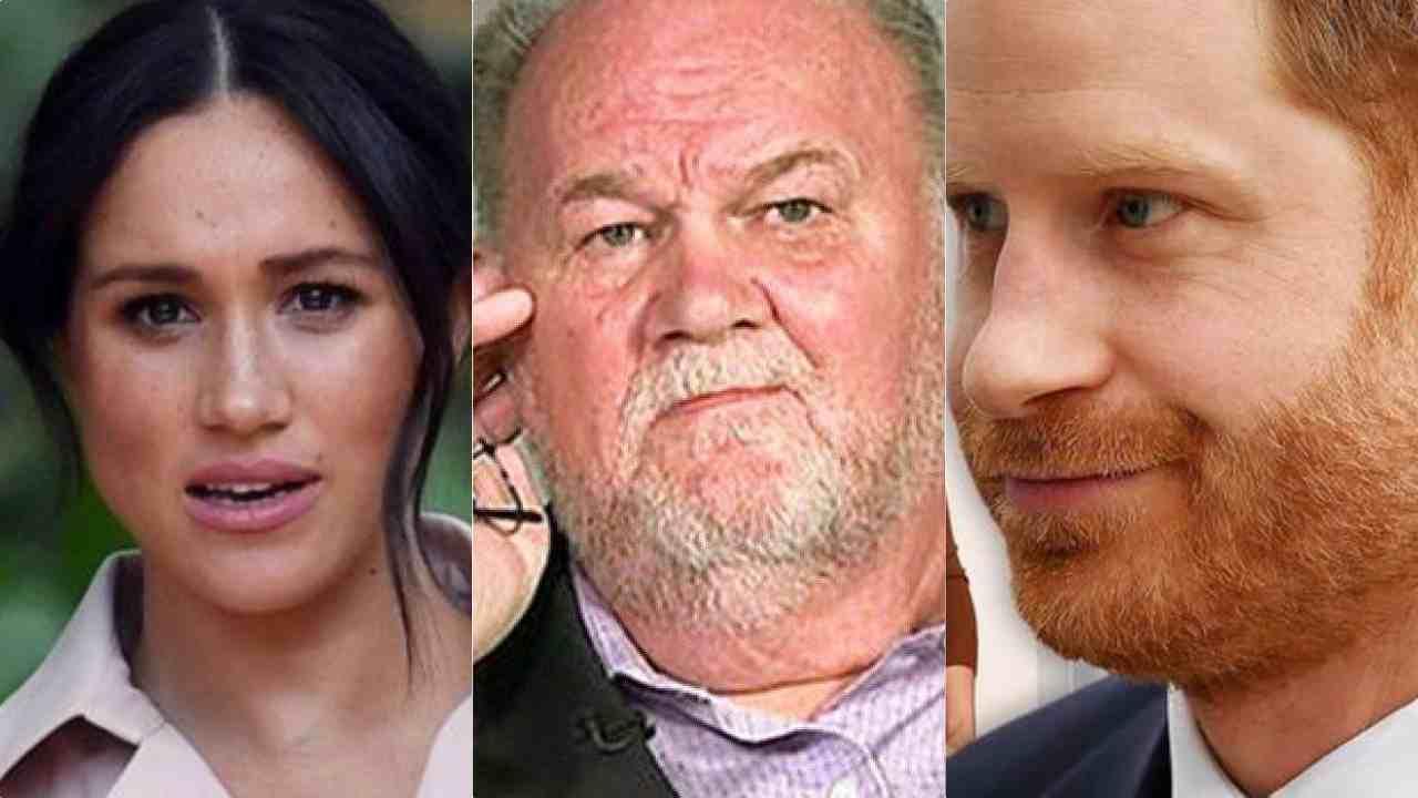 """Principe Harry, """"Te ne pentirai"""": spuntano i messaggi contro il padre di Meghan Markle"""