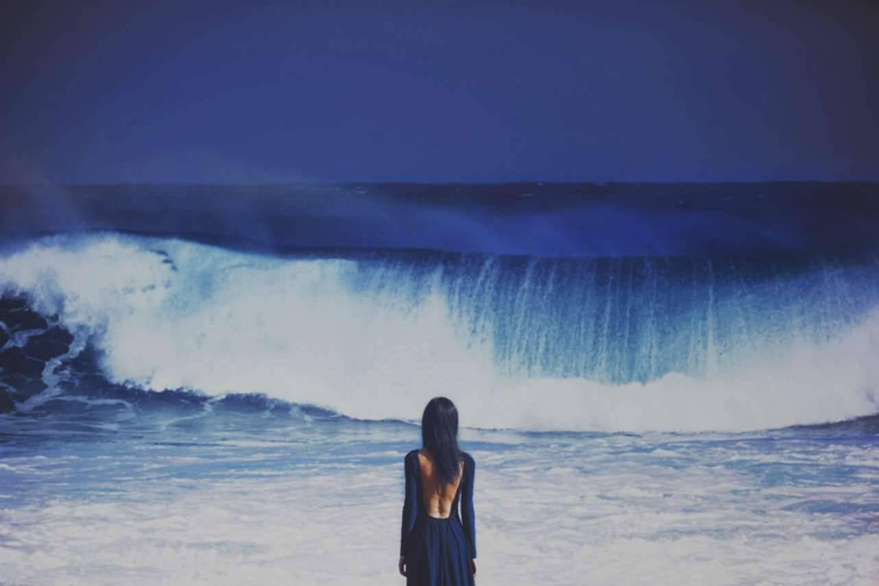 Osservare il mare rende felici